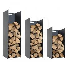 Stovax Steel Log Holder In 3 Sizeswood Basket Fireplace