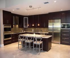 kitchen ideas dark cabinets modern. Full Size Of Kitchen:kitchen Ideas Dark Wood Cabinets Kitchen Brown Modern A