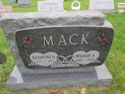 Rosalie A. Mack (1940-2007) - Find A Grave Memorial