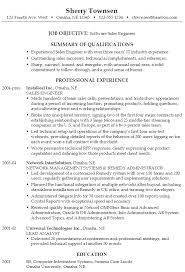 engineering job resume   sales   engineering   lewesmrsample resume  best resumes software engineers the engineering