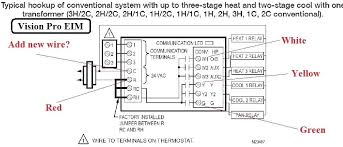 honeywell thermostat wiring instructions diy house help incredible honeywell thermostat wiring 4 wire at Honeywell Thermostat Wiring Problems