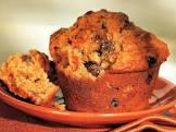 carrot raisin bran muffins