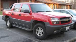 Chevrolet Avalanche – Wikipedia