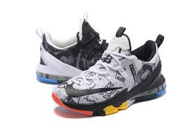 lebron shoes 13 black. discount nike lebron james xiii 13 black white 849782 999 mens basketball shoes low lebron