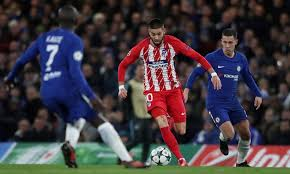 Chelsea felt more comfortable than us and won the game deservedly. Carrasco Wants To Leave Atletico Madrid Egypttoday