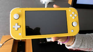 Yellow Light On The Wii Are You Interested In Nintendos Switch Lite