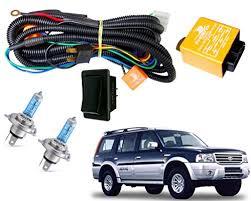 auto pearl phoenix headlamp high power 100 90w 130 100w wiring auto pearl phoenix headlamp high power 100 90w 130 100w wiring harness kit relay switch halonix h4 12v 130 100w white ultra blue halogen bulb