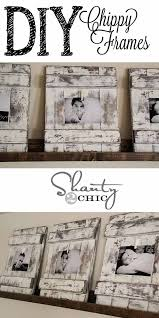 rustic home decor diy picture frames at diyjoy com