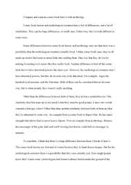 Standards Met Writing Compare Contrast Essays For    Inspiring Example  Comparison And Essay Resume     Pinterest