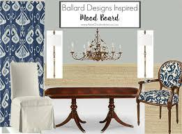 Ballard Design Free Shipping 2014 Ballard Designs Inspired Dining Room