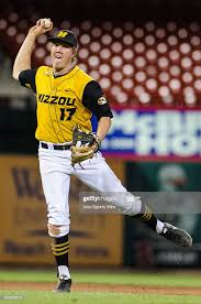 University of Missouri Tigers Infielder Josh Lester fields University...  News Photo - Getty Images