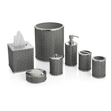 Vanity accessories sets, bathroom accessories and sets macys ...