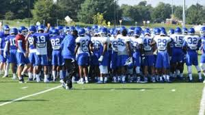 Kentucky Football Key Depth Chart Changes Before Ole Miss Game