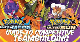 pokémon ultra sun and moon guide to