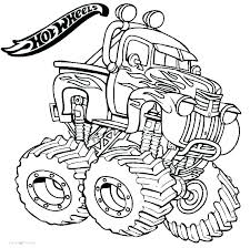 monster trucks coloring pages coloring pages of trucks construction truck coloring pages free truck coloring pages
