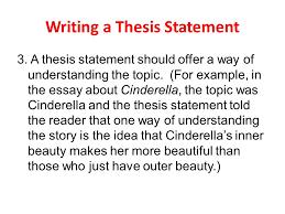 thesis statement for cinderella man academic essay service thesis statement for cinderella man