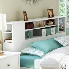 South Shore Vito Bookcase Headboard, Multiple Colors and Sizes ...