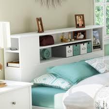 South Shore Vito Full/Queen Bookcase Headboard, 54/60'', Multiple Finishes  - Walmart.com