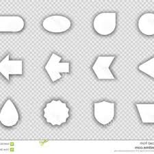 Photomonochrome White Abstract Vector Background Gray Transparent