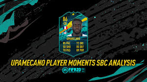 FIFA 20 Player Moments: Dayot Upamecano SBC: Requirements, Costs and  Analysis - NewsGroove Uk