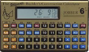 Metric Conversion Chart Calculator Jobber 6 Construction Calculator Conversion To Metric