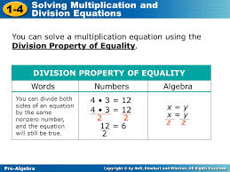 3 division property of equality