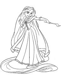 Small Picture Rapunzel Coloring Pages Disney Coloring Pages Pinterest