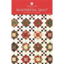 Quatrefoil Quilt Pattern by MSQC - MSQC - MSQC — Missouri Star ... & Quatrefoil Quilt Pattern by MSQC Adamdwight.com