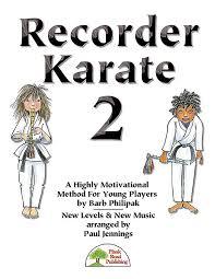Recorder Karate Dojo