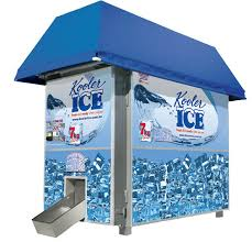 Kooler Ice Vending Machine Delectable RetailKooler Ice Vending MachineAustralian Business For Sale