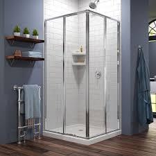 Shower Door screen shower doors photographs : Framed - Shower Doors - Showers - The Home Depot