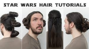 Rey Hair Style star wars hair tutorials youtube 7701 by stevesalt.us