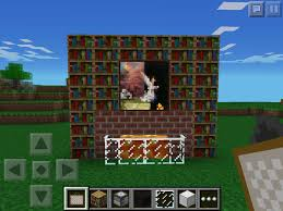 fireplace in minecraft pocket edition image collections