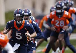 Broncos Depth Chart 2018 Early Broncos Depth Chart Questions Holes Remain After