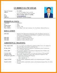 Resume 5 Samples For Job Resume Sample Jobstreet Malaysia