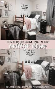 Creative dorm room ideas to make your space feel more cozy! |  www.lovemephotography