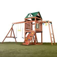 Swing-N-Slide Cumberland Ready To Assemble Play Set