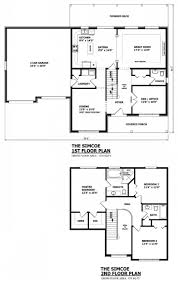 Apartments Canadian Home Design Plans Best Two Storey House Custom Home Design Plans Ontario