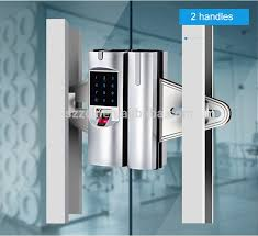 awesome glass door lock commercial frameless electric on alibaba without drilling no required singapore