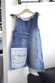 cute reuse of old jeans