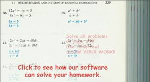 solve algebra problems the top software tutor program  solve algebra problems the top software tutor program college high school or pre algebra