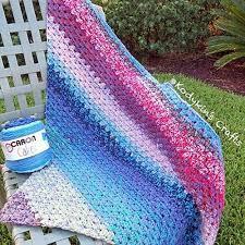 Caron Cakes Blanket Patterns