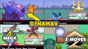 PokemongamesCombat - New Pokemon GBA Hack With Dynamax, Z-Moves, Mega  Evolution, New Rivals, New Characters, Fairy Type, Gen 8 & More! (2020)  Name: Pokemon The Last FireRed Status: Completed Author: RomsPrid Source:
