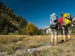 Image result for images of someone backpacking