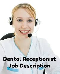 another word for receptionist dentalreceptionistjobdescription1 jpg