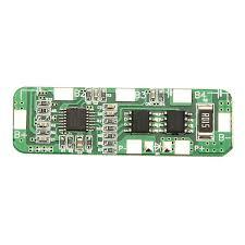 10Pcs <b>4A</b>-<b>5A 4 String 18650</b> Li-ion Lithium Battery Cell Protection ...