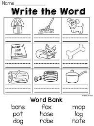 Worksheets of matching long vowel sounds to the correct picture. Pin On Long Vowels With Silent E Activities And Worksheets