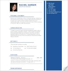 Gallery Of Professional Resume Template Sample Professional Resume