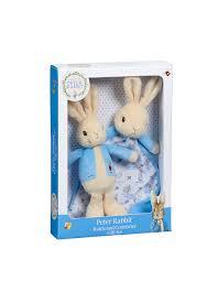 peter rabbit rattle fort blanket gift set 1 zoom beatrix potter