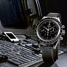 Space Watch The First Omega Speedmaster In Space 1962